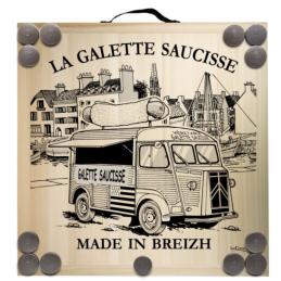 FOODTRUCK GALETTE SAUCISSE