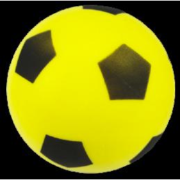 Ballon Mousse Jaune 20CM