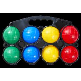 Quadrette 8 boules...