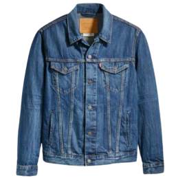 VESTE EN JEAN THE TRUCKER...